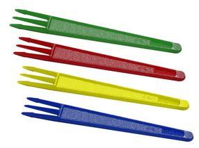 Vidlička na hranolky 7,5 cm 2000 ks