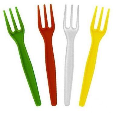 Vidlička na hranolky 8,5 cm 1000 ks