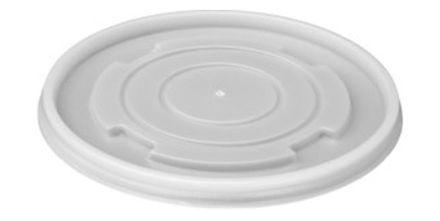 Viečko plastové na termo misku 50 ks