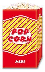 Vrecko 2,41 L Popcorn MIDI