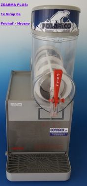 Výrobník ľadovej drte UGOLINI MT 1 × 10 L