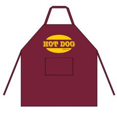 Zástera HOT DOG