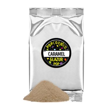 Zmes Glazur Pop Karamel 1 kg